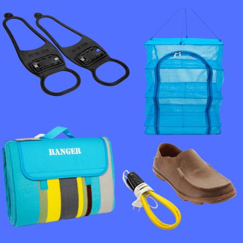 Аксессуары для туризма и дома «Ranger»