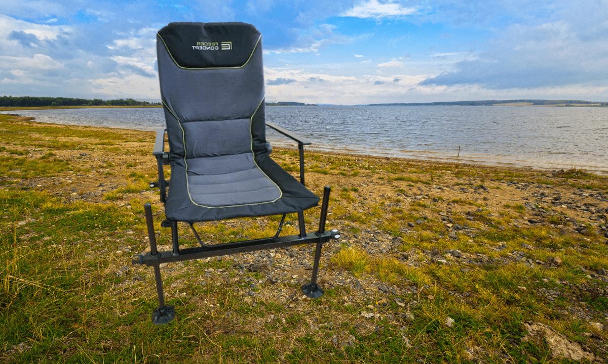 Крісло фідерне Norfin Feeder Concept COMFORT без обважень
