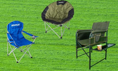 Кресла для кемпинга