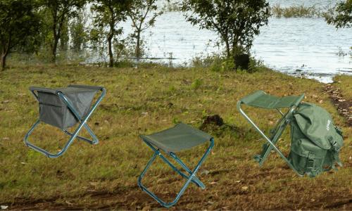 Рибальські стільці без спинки