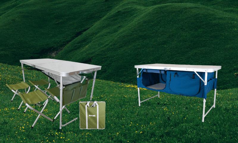 Стол и стульчик для пикника