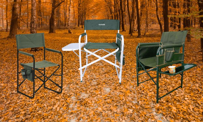 Стулья режиссёр или директорские стулья