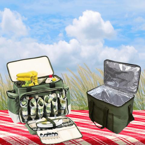 Наборы для пикника и термосумки «Ranger»