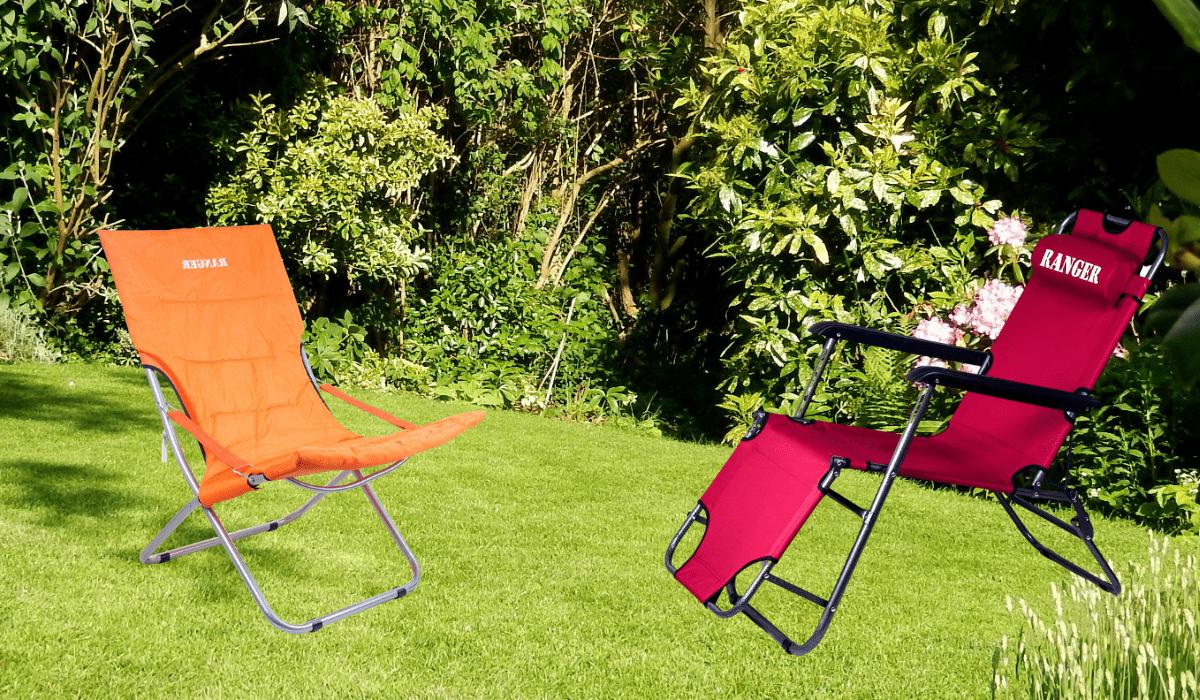 Кресла, складывающиеся в одной плоскости