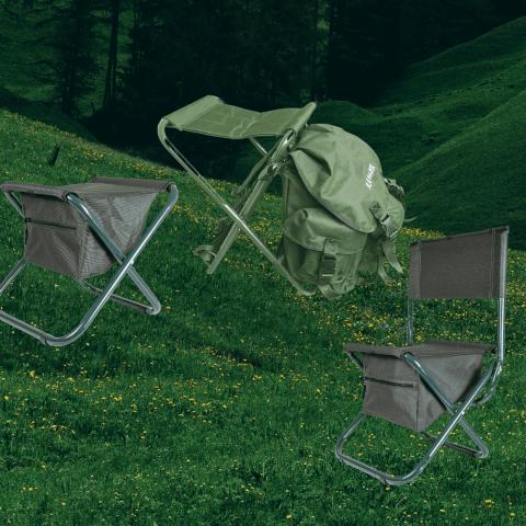 Раскладные стулья для туризма, рыбалки и пикника «Ranger»
